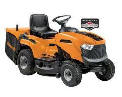 Traktor kosačica VT 1000 HD